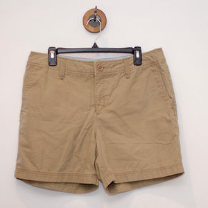 Eddie Bauer Tan Shorts with Front & Back Pockets